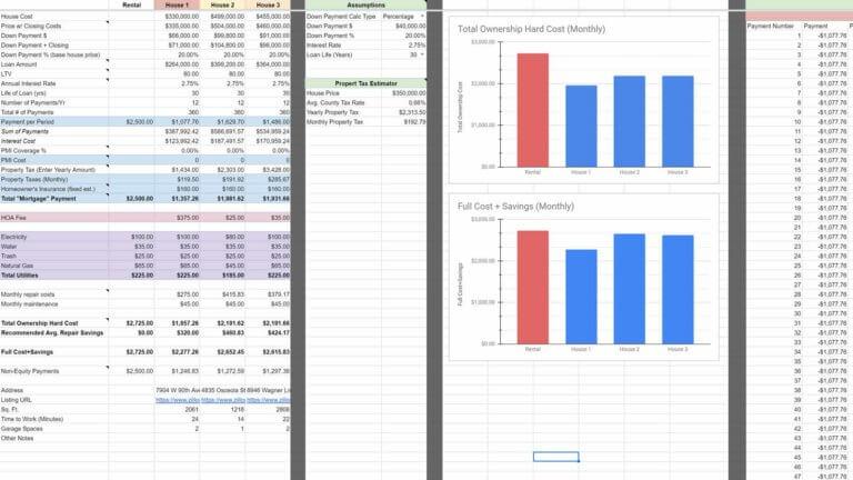 Thomas Frank's Free Budget Spreadsheet Tool