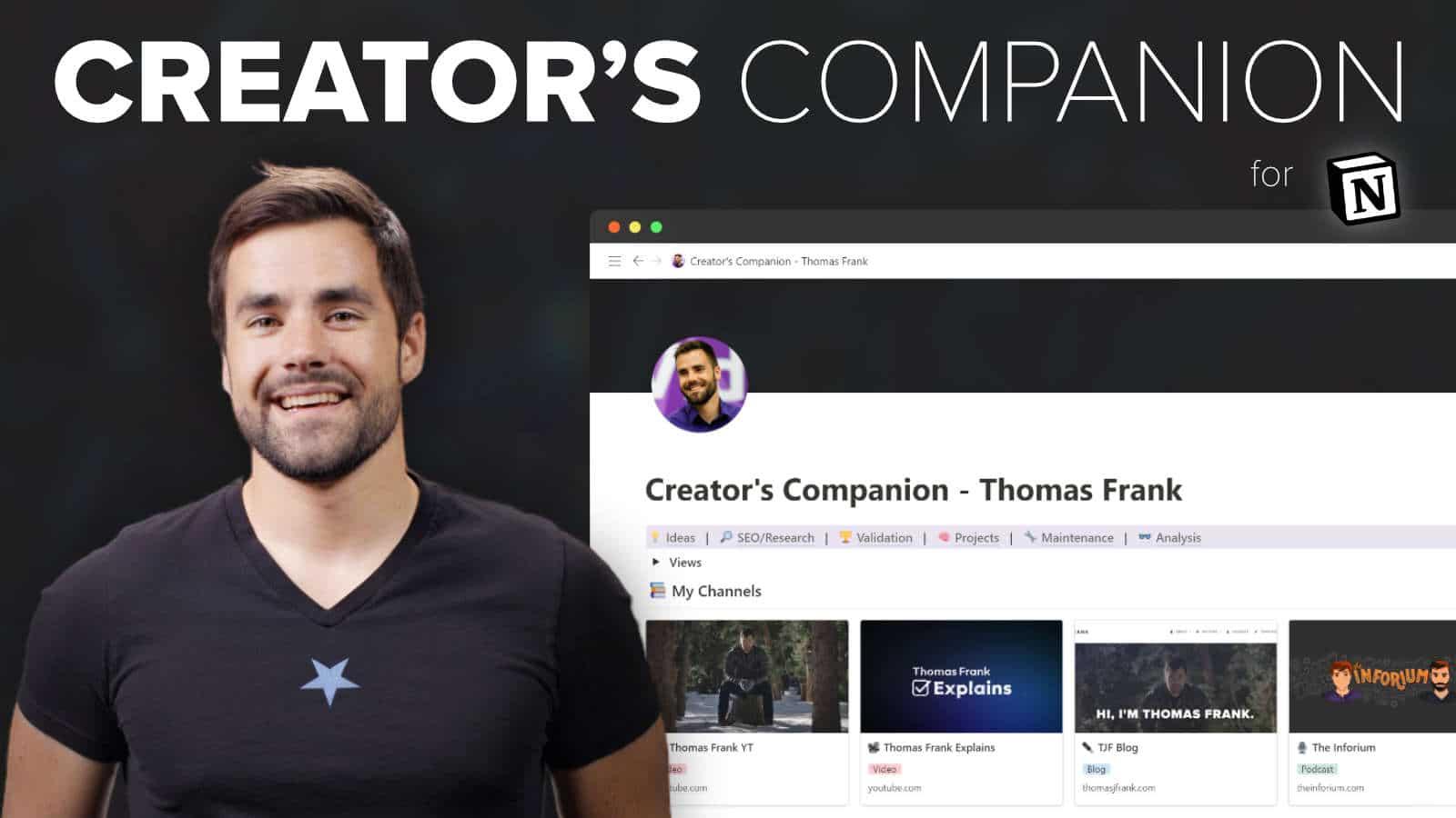 Creator's Companion - Quick Explainer Video